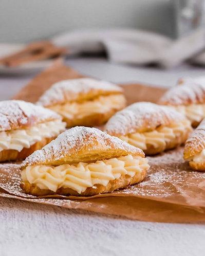 Croissants Rellenos (3 ud)