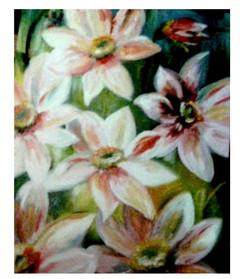 Blumen-Studie