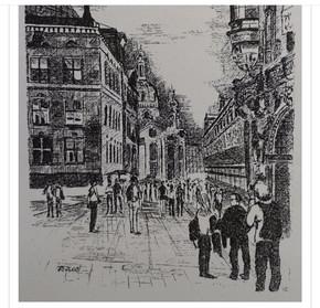 Am Fürstenzug Dresden