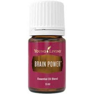 Brain Power Essential Oil Blend 5ml