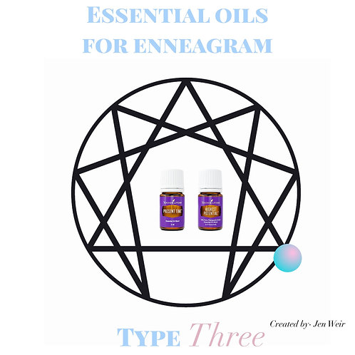 Enneagram Essential Oils