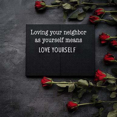 Self Care vs Self Love