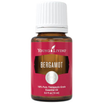 Bergamot Essential Oil (Citrus bergamia) 15 ml