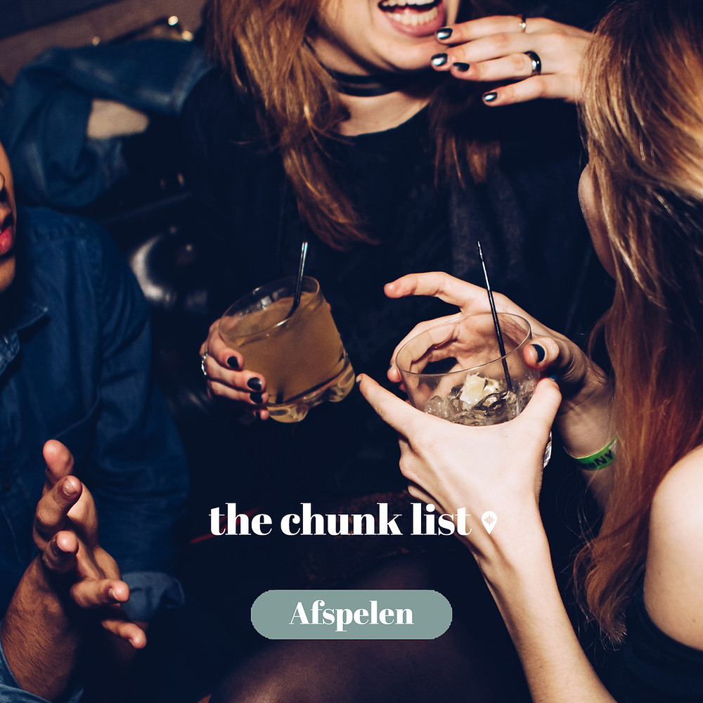 The Chunk List - Spotify playlist weekend vibes