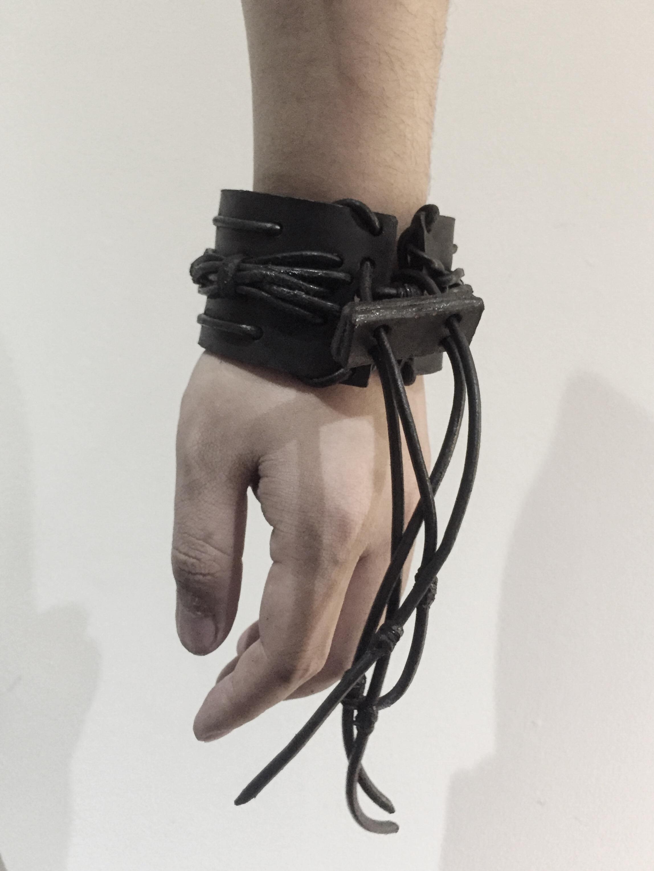 Cow Leather Bracelet