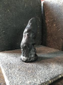 Burned Leather Finger Stall