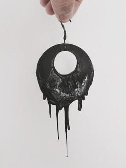 Drip-rubber Wood Ear Drop