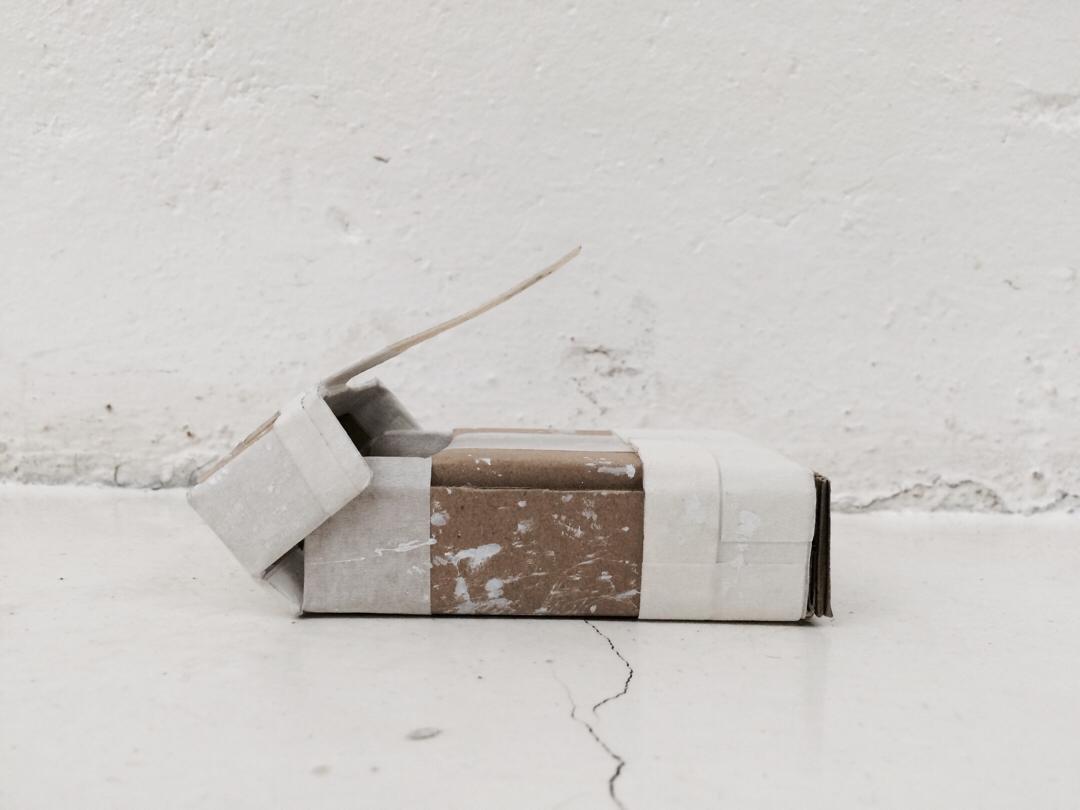 Corrugated Paper Cigarette Box