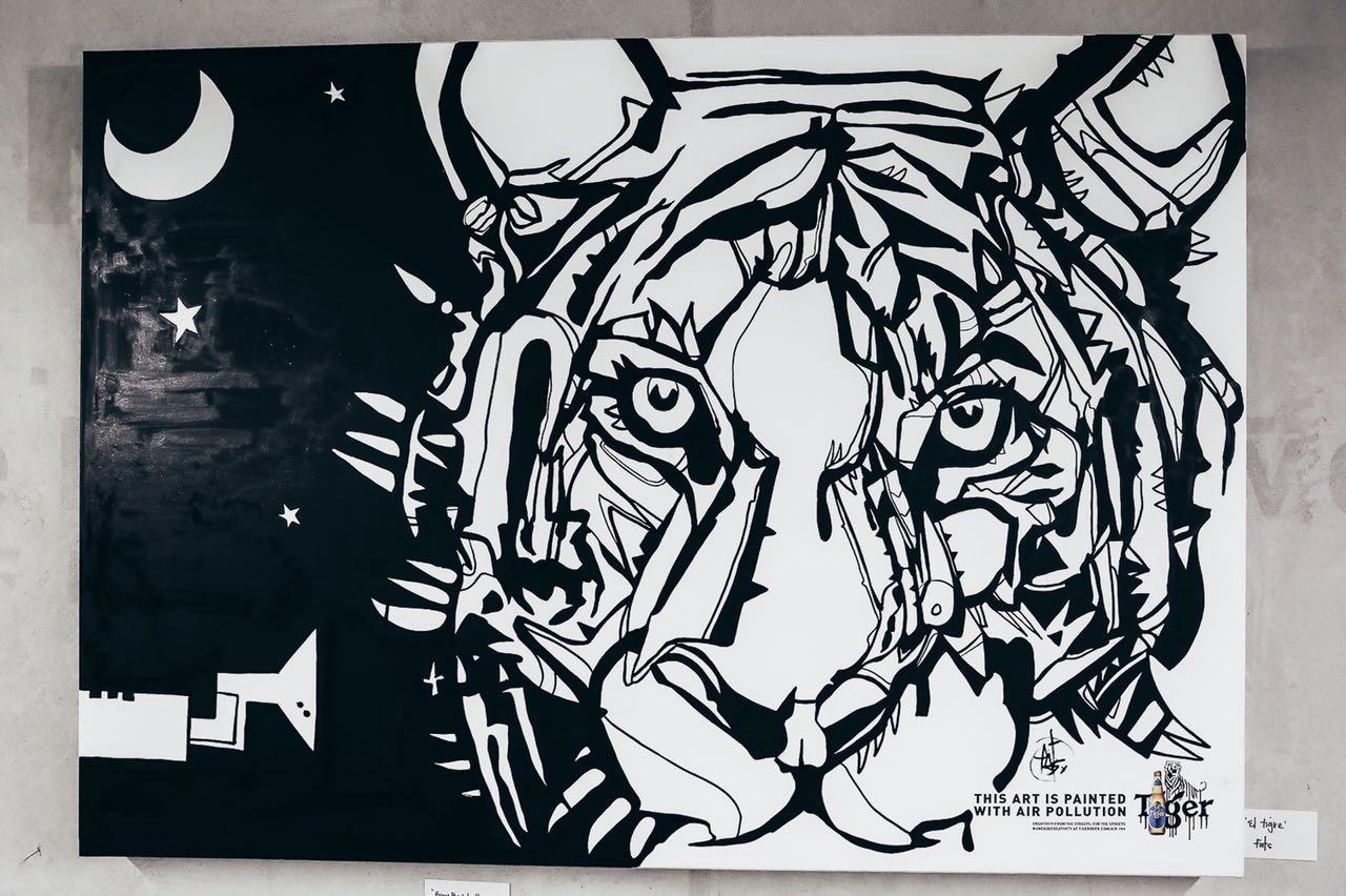 Air Ink x Tiger Translate
