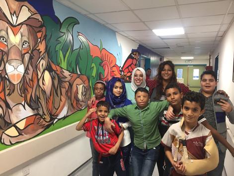 MSF Hospital, Amman, Jordan