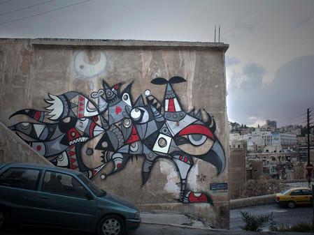 The Word is Yours Festival, Amman, Jordan, October 2015