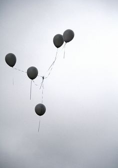 black balloons (ode to 2016)