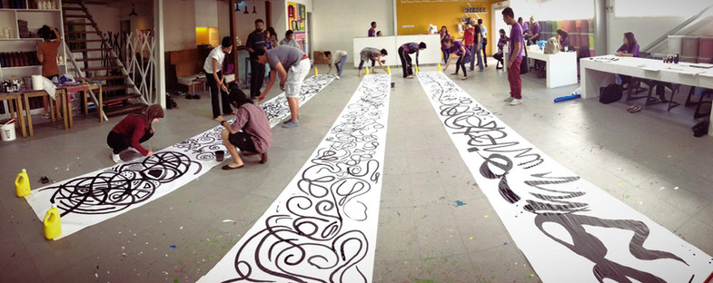 Workshop by Nazir Tambouli, Dubai