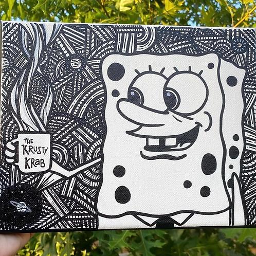 """""""Sleepy Spongebob"""""""