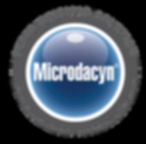 Microdacyn Super-Oxidsed Solution Logo