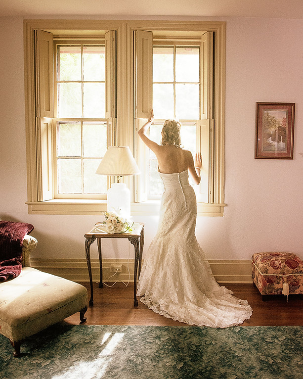 Buchanon Suite or Bridal Get Ready Room