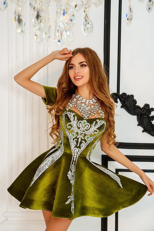 "Платье ""Нита"" Olive"