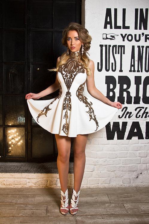 """Платье """"Нита"""" white"""