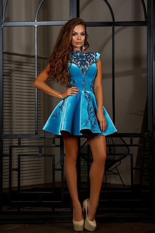 "Платье ""Нита"" SkyBlue"