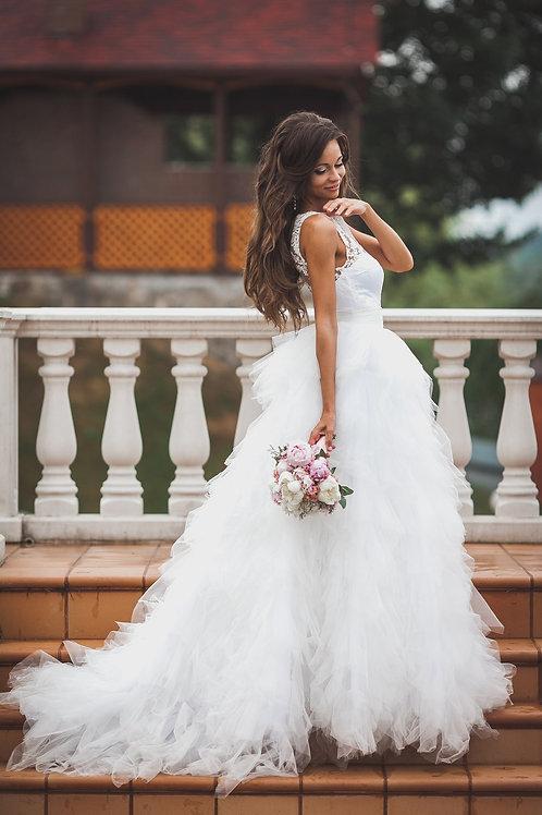 """Свадебное платье """"Роше"""""""