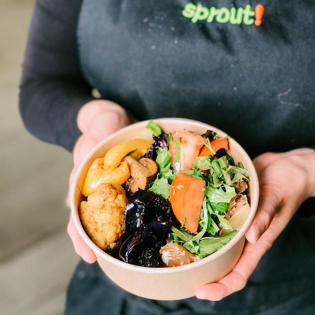 sprout bowl in hand dresden neusstadt .j