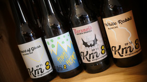 Birra artigianale Km8
