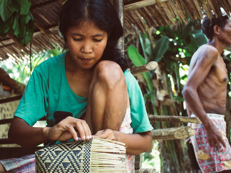 Weaving passion and culture.