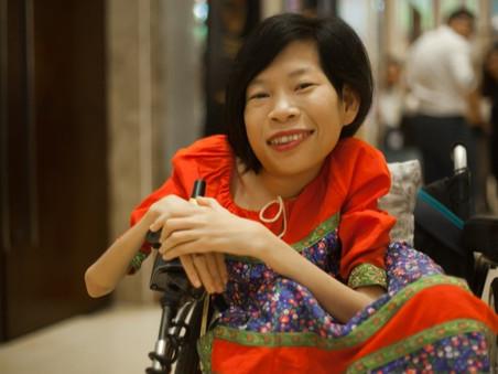 Meet the winners of the SDG Challenge in Ho Chi Minh: Nguyen Thi Van