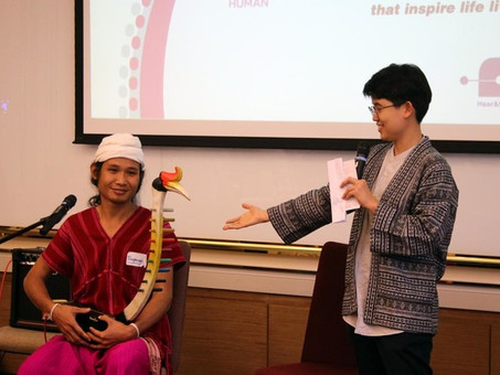 Indigenous youth in Asia Pacific find strength in unity