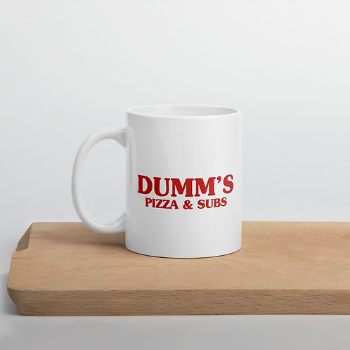 Dumm's Pizza - Cup