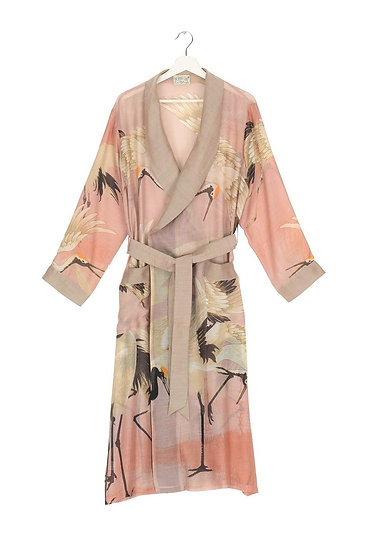 Pink Stork Gown