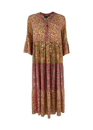 Luna Boho Long Dress'
