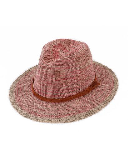 Natalie Hat Fuchsia