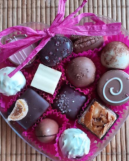 Belgian Chocolate Heart
