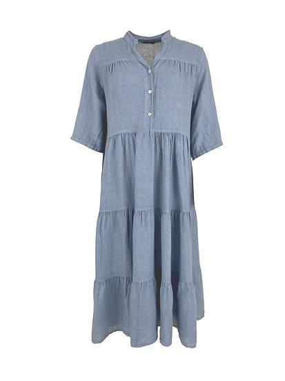 SIENA Linen Maxi Dress