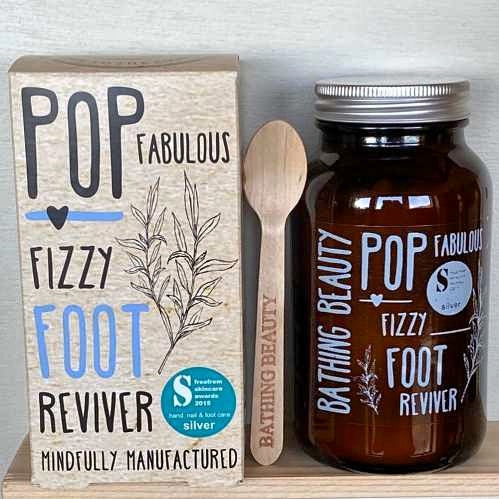 POP FIZZY FOOT REVIVER
