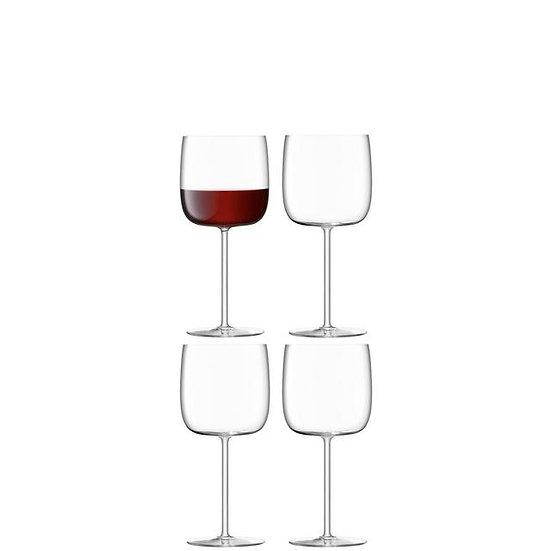 Borough Wine Glass x 4