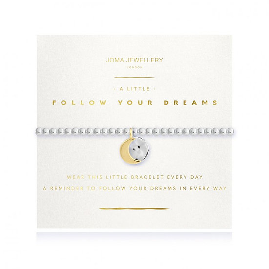 RADIANCE A LITTLES | FOLLOW YOUR DREAMS