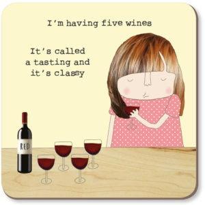 Coater 5 wines classy