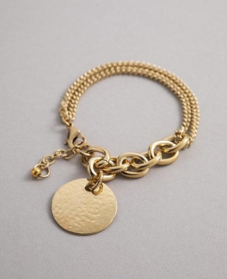 Pilion Bracelet Gold