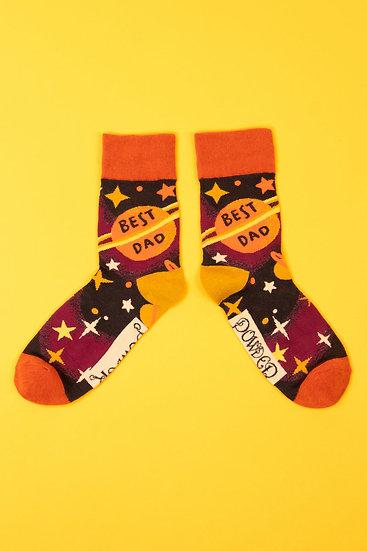 Men's Socks Best Dad