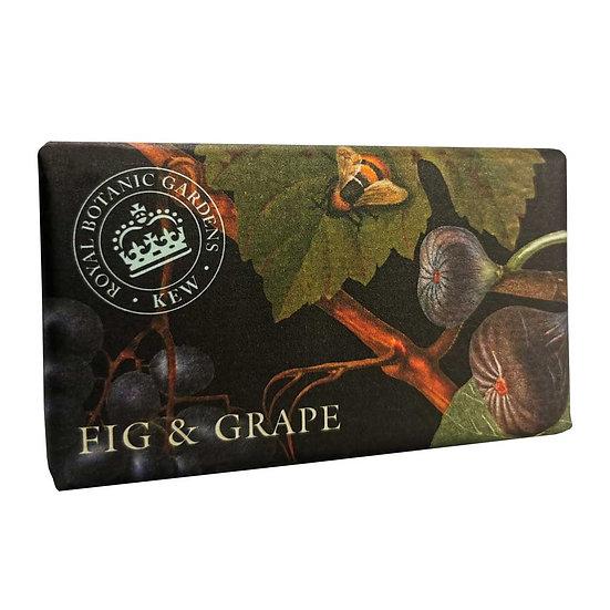 Kew Gardens Fig and Grape Soap