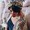Thumbnail: Rococo Grey Headband
