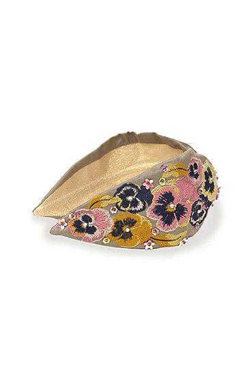 Powder Design Pansy Headband