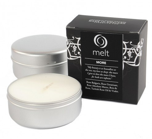 Melt Love Scented Travel Candle