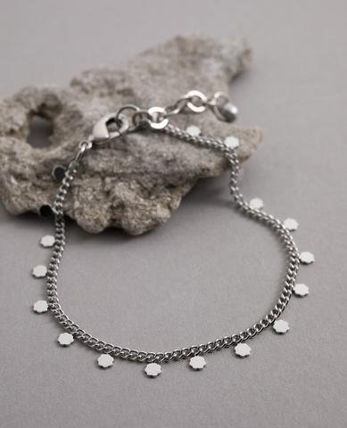 Ios Bracelet Silver