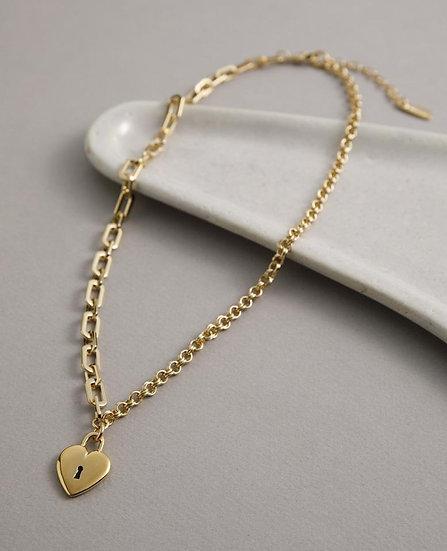 Thallium Necklace