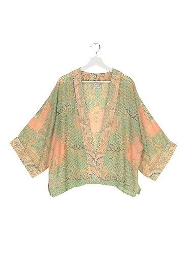 Rococo Aqua Kimono