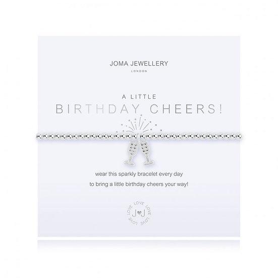 A LITTLE BIRTHDAY CHEERS BRACELET