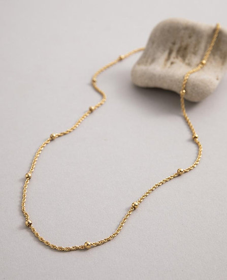 Anafi Necklace Gold